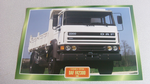 DAF FA2300 1988 Truck framed picture